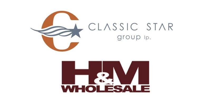 Classic Star Group Acquires Assets Of H&M Wholesale