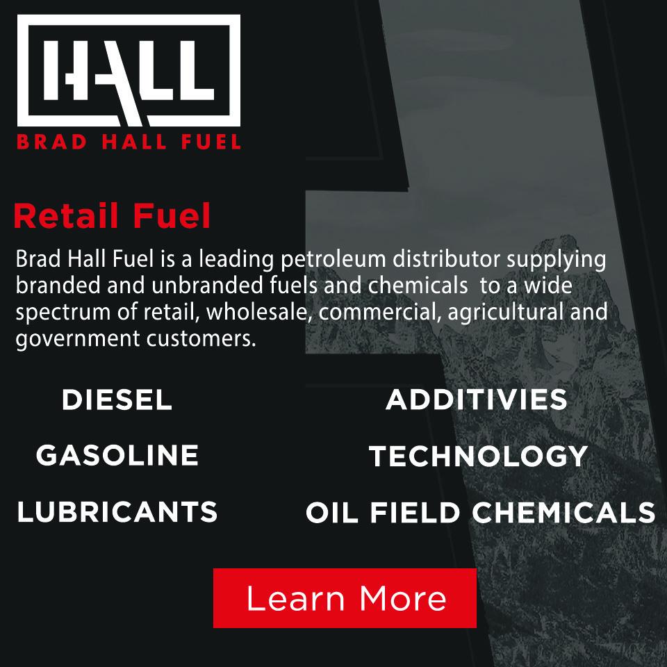 Brad Hall Fuel